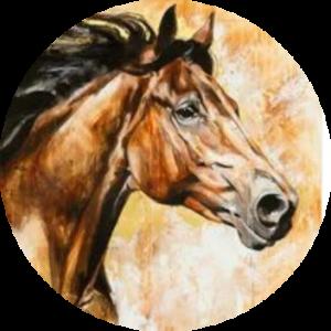 Часовая конная прогулка